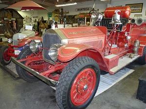 1927 Fire Truck